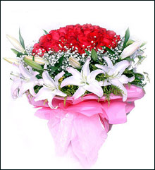 鲜花定购-真的爱你
