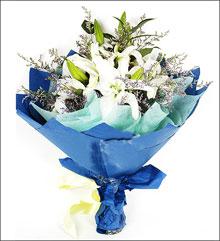 鲜花公司-送给您