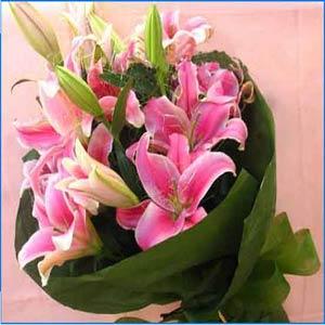 鲜花公司-生日祝福