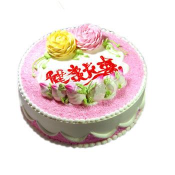 蛋糕订购-福如东海