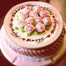 米旗品牌蛋糕-心心相印