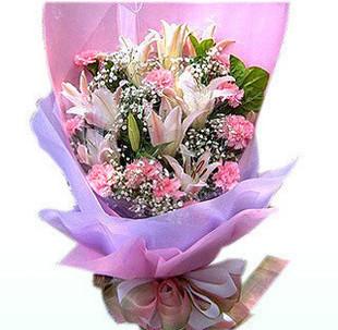 鲜花订购-祝福您