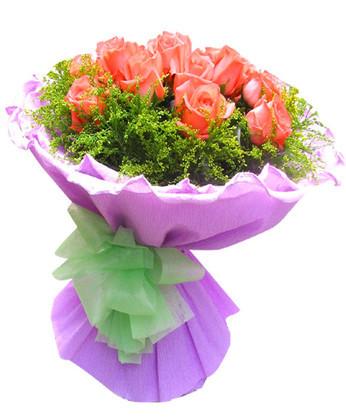 鲜花礼品-有你相伴