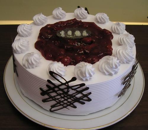 水果蛋糕-生日快乐