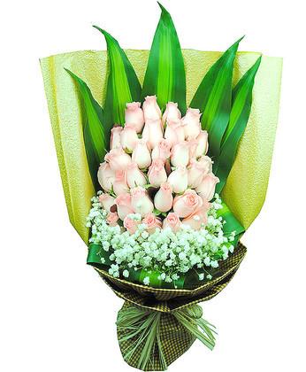 送花-我心属于你