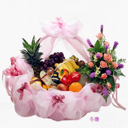 鲜花网站-淡雅