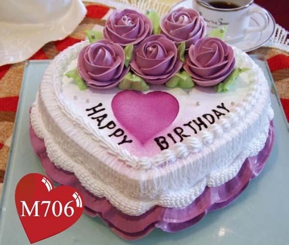 送蛋糕-深深爱恋