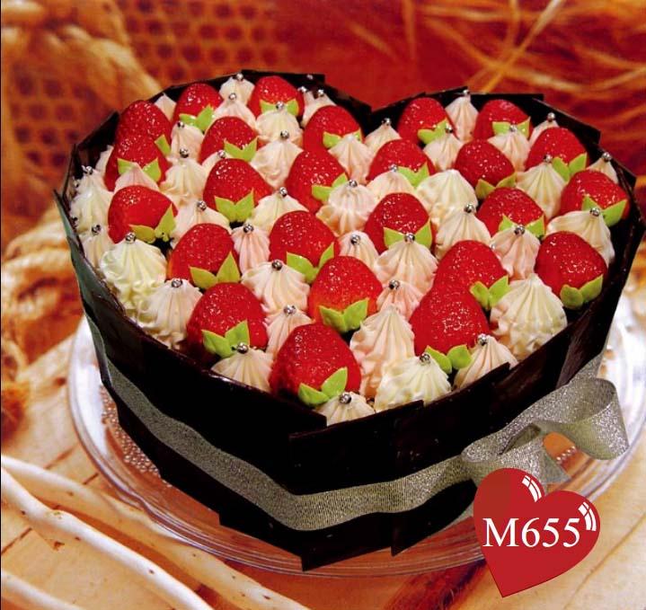 水果蛋糕-爱浓情亦浓