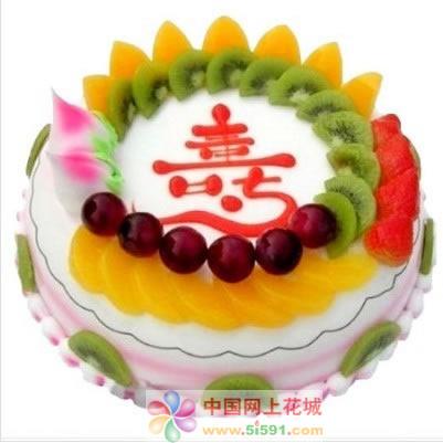生日鲜花蛋糕-身体健康