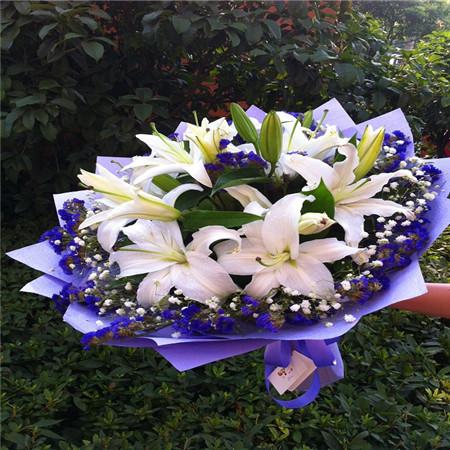 鲜花礼品-爱到无悔