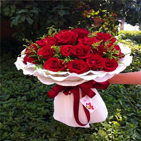 鲜花订购-满满的心意