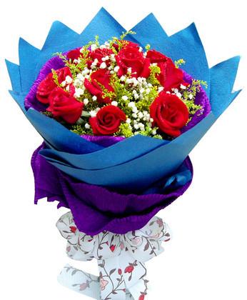 鲜花礼品-健康美丽
