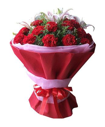 送花-健康祝福