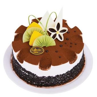 元祖鲜奶蛋糕-元祖蛋糕-夏日风情