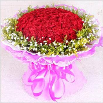 鲜花公司-温馨母爱