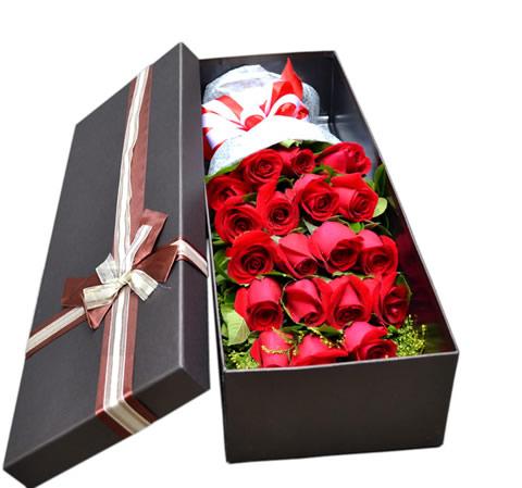 鲜花礼品-用心爱你