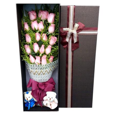 鲜花订购-珍惜