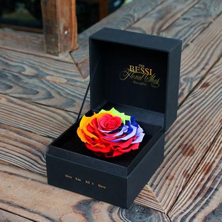 鲜花购买-永生花-最美爱情
