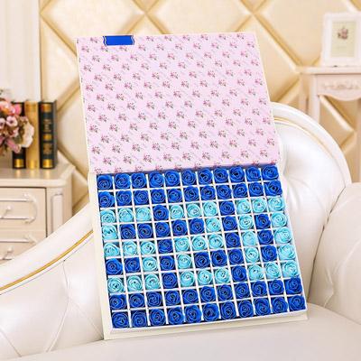 花店-肥皂花--520蓝色