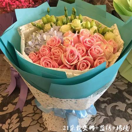订花服务-春天记忆