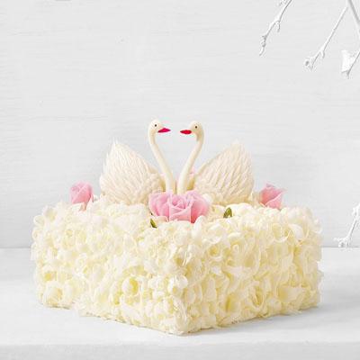 黑天鹅蛋糕订购价格-黑天鹅 爱琴海