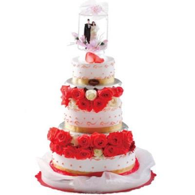 蛋糕订购-永浴爱河
