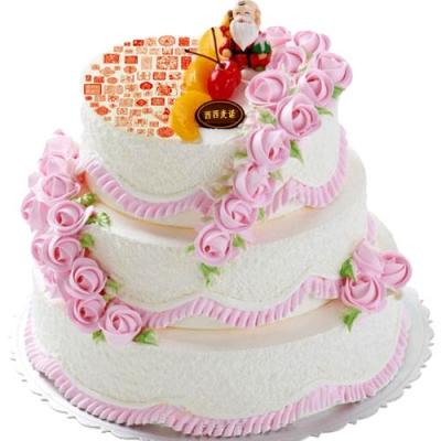 生日蛋糕-寿诞快乐