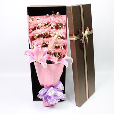 预订鲜花-母亲节快乐