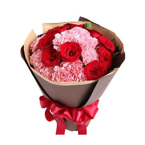 鲜花定购-祝福母亲
