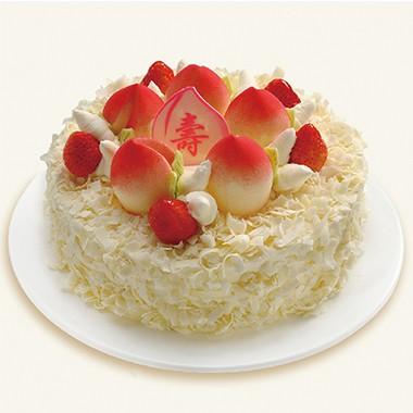 卖蛋糕dangao-寿桃长春