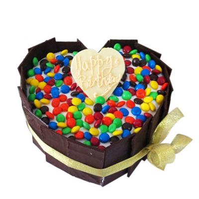 水果蛋糕-花好月圆