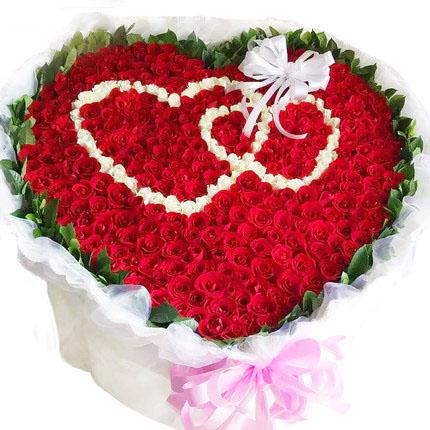 鲜花公司-爱的篱笆