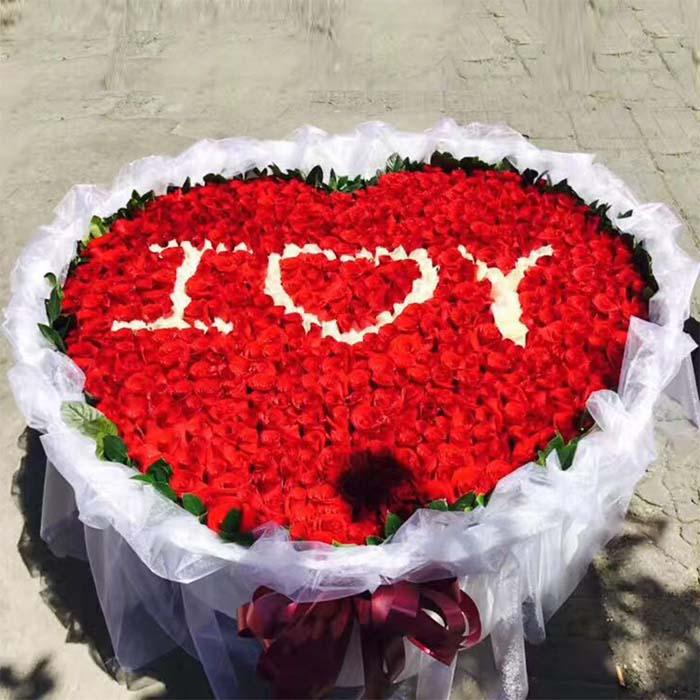 鲜花订购-爱情故事