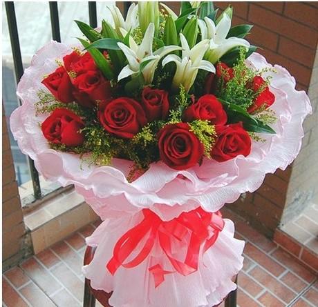 鲜花店-三生三世的爱