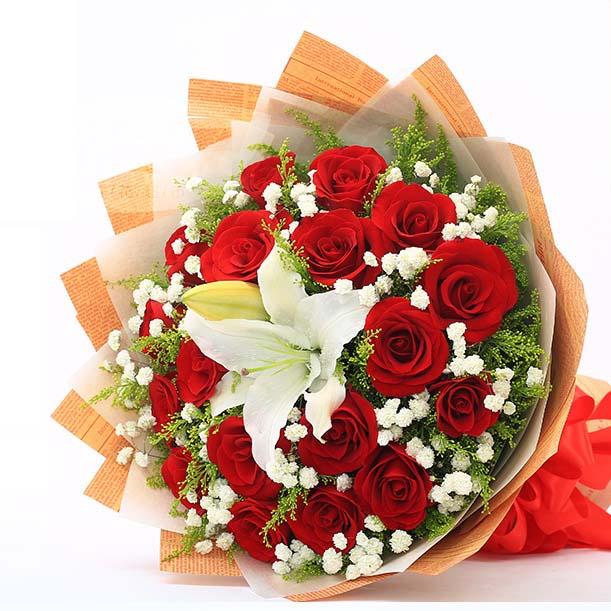 网上订花-多彩爱人