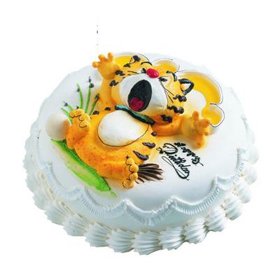鲜奶蛋糕dangao-抱抱虎