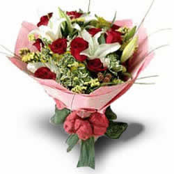 开张花蓝                                                                                            鲜花网:情人节快乐