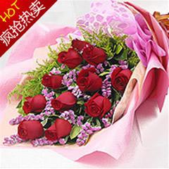 台湾鲜花礼品-心意