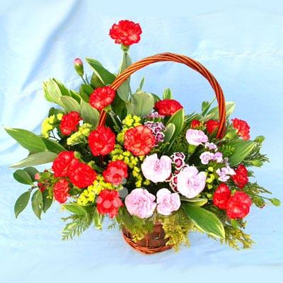 三八节礼物                                                                                          鲜花网:幸福长久