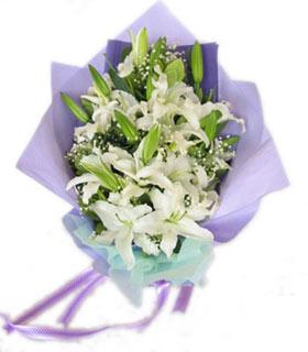 端午节礼物                                                                                          鲜花网:微笑