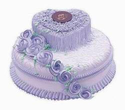 陶波蛋糕鲜花-圆舞曲