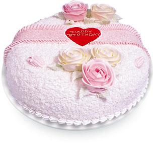 蛋糕订制                                                                                            鲜花网:冰淇淋蛋糕3