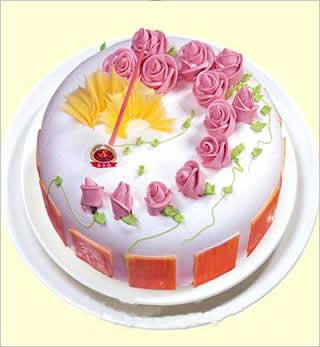 儿童节礼物                                                                                          鲜花网:冰淇淋蛋糕2
