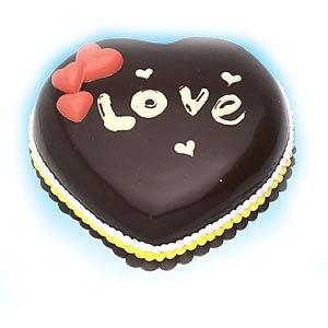重庆生日蛋糕:心语