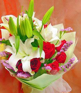 520情人节礼物                                                                                       鲜花网:精彩祝福