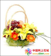 常德水果篮:果篮・甜美节日