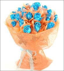开张花蓝                                                                                            鲜花网:抓住爱情