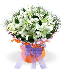 护士节礼物                                                                                          鲜花网:云中浪漫
