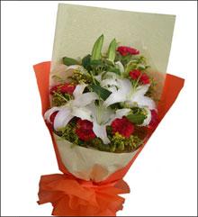 520情人节礼物                                                                                       鲜花网:心之祝福