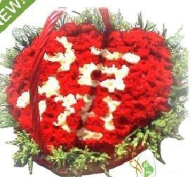 圣诞节礼物                                                                                          鲜花网:祝福